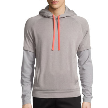 jcpenney.com | Xersion™ Long-Sleeve Training Fleece Pullover Hoodie