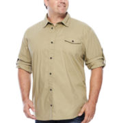 i jeans by Buffalo Long-Sleeve Likilo Woven Shirt - Big & Tall