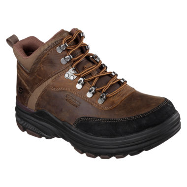 jcpenney.com | Skechers® Brenton Mens Lace-Up Boots