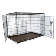 Iconic Pet Double-Door Small/Medium Crate