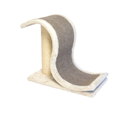 jcpenney.com | Iconic Pet Scratch and Slide Wave Cat Scratcher