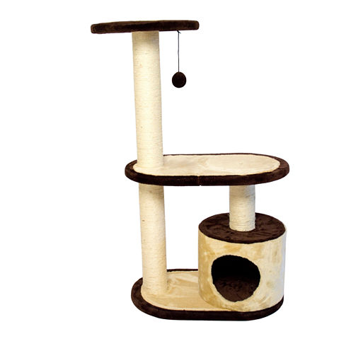 Iconic Pet 3-Level Cat Tree Condo