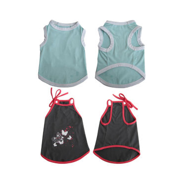 jcpenney.com | Iconic Pet 2-pk. Assorted Tank Tops