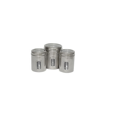 jcpenney.com | Iconic Pet 3-pc. Canisters with Lids
