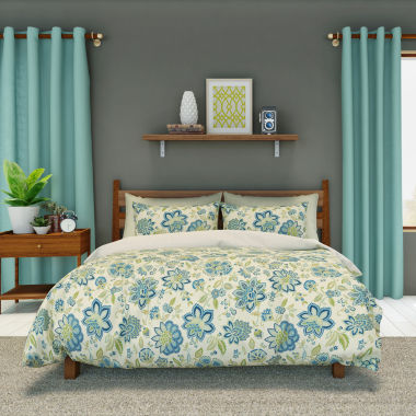 jcpenney.com | Colorfly™ Bella 3-pc. Duvet Covet Set & Accessories