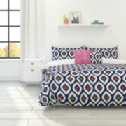 Colorfly™ Aura 3-pc. Duvet Cover Set & Accessories