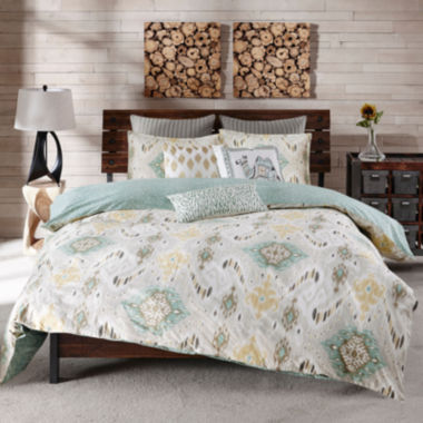 jcpenney.com | INK+IVY Nia 3-pc. Comforter Mini Set