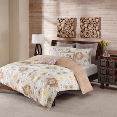 jcpenney.com | INK+IVY Nia 3-pc. Duvet Set & Accessories