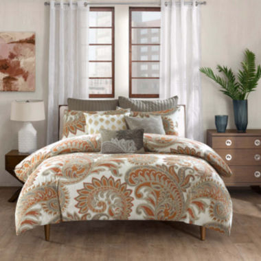 jcpenney.com | INK+IVY Mira 3-pc. Comforter Set & Accessories