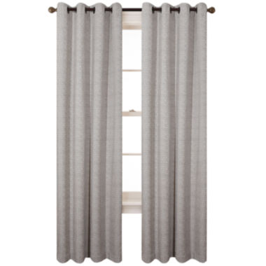 jcpenney.com | Fuller Grommet-Top Curtain Panel