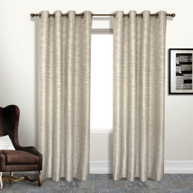 jcpenney.com | Brighton Grommet-Top Lined Curtain Panel