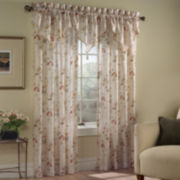 Chantelle Rod-Pocket Curtain Panel