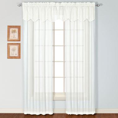 jcpenney.com | Charleston Rod-Pocket Curtain Panel