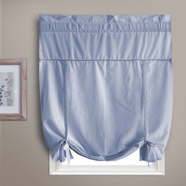 jcpenney.com | United Curtain Co. Dorothy Rod-Pocket Tie-Up Curtain Panel