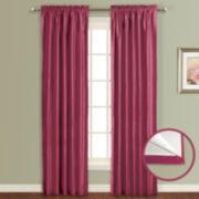 Lincoln Rod-Pocket Curtain Panel