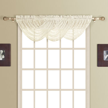 jcpenney.com | New Rochelle Rod-Pocket Valance