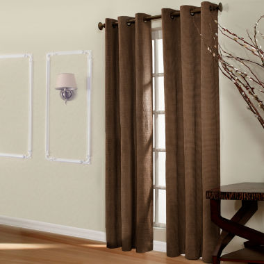 jcpenney.com | Parksquare Woven Rod-Pocket Curtain Panel