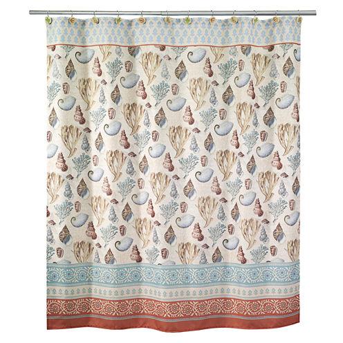 Avanti® Seabreeze Shower Curtain
