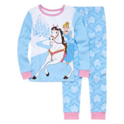 Disney Cindy 2-pc. Cotton Pajama Set - Girls 7-16
