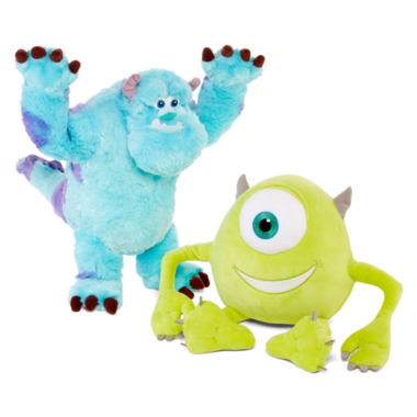 jcpenney.com | Disney® Monsters Inc. Plush Sulley or Mike