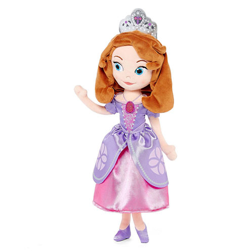 Disney Medium Sofia Plush Toy