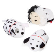 Disney Collection 101 Dalmatians Small Tsum Tsum Plush Toys