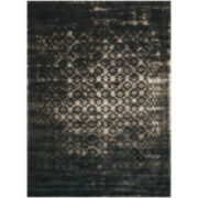Loloi Journey Black & Tan Rectangular Rug