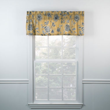 jcpenney.com | Jeanette Tailored Rod-Pocket Valance