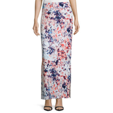 jcpenney.com | a.n.a® Side-Slit Maxi Skirt