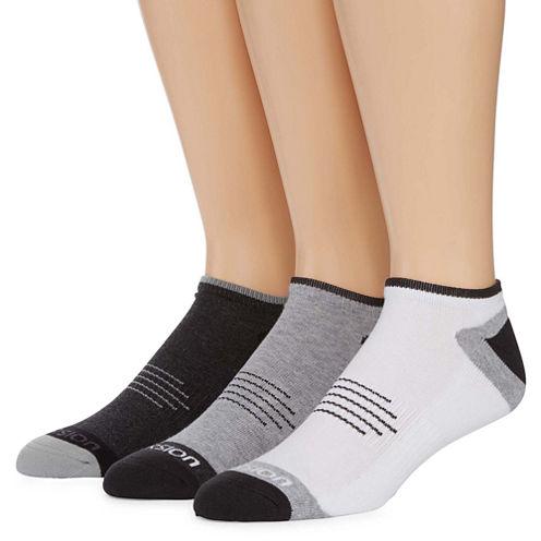 Xersion 3 Pack Shield Warrior Low Cut Socks - Big