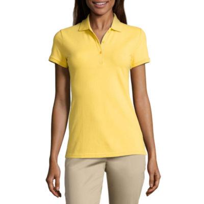 86ada7c18 Arizona Short Sleeve Polo Shirt JCPenney