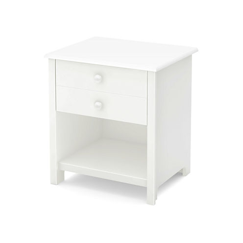 Little Smileys 1-Drawer Nightstand