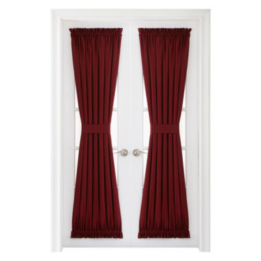 jcpenney.com | Royal Velvet® Supreme Rod-Pocket Lined Door Panel