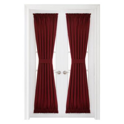 ... Royal Velvet® Supreme Rod Pocket Lined Door Panel ...