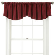 Royal Velvet® Supreme Rod-Pocket Lined Ascot Valance