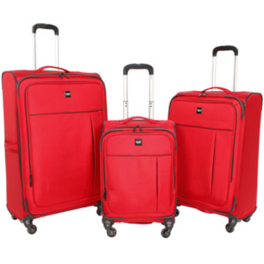 jcpenney.com | CLOSEOUT! Sharper Image® True Light Expandable Spinner Upright Luggage Collection