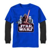 Star Wars Badge Bunch Graphic Tee - Boys 8-20