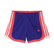 adidas® P.E. Shorts - Girls 7-16