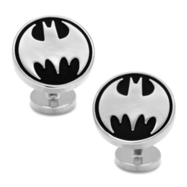jcpenney.com | Vintage Batman™ Logo Cuff Links