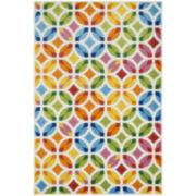 Loloi Mosaic Rectangular Rug
