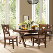 Lansford 5-pc. Dining Set