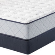 Serta Perfect Sleeper® Hiddenvale Euro Top - Mattress + Box Spring