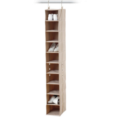 jcpenney.com | closetMAX SYSTEM™ by Neatfreak!® 10-Shelf Shoe Organizer