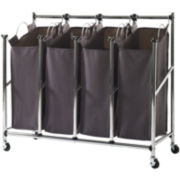 Neatfreak!® Quad Front-Load Laundry Sorter