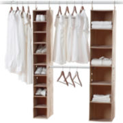 closetMAX SYSTEM™ by Neatfreak!® 3-pc. Storage System