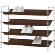 Neatfreak!® 4-Tier Shoe Shelf