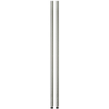 "jcpenney.com | Honey-Can-Do® 2-Pack 54"" Shelving Support Poles"