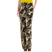 Worthington® Wide-Leg Palazzo Soft Pants - Tall
