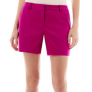 Worthington® Sateen Career Shorts