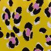 Yellow Wild Feline